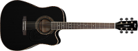 Акустическая гитара AD 880 CE BK