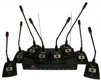 Безпроводная конференц система PSC AF-8800